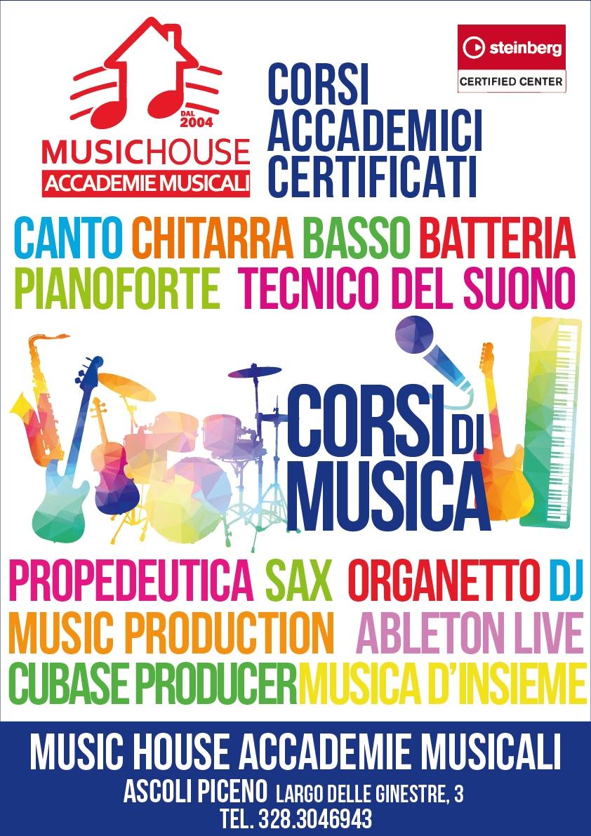MusicHouse 2020 Corsi A3-01