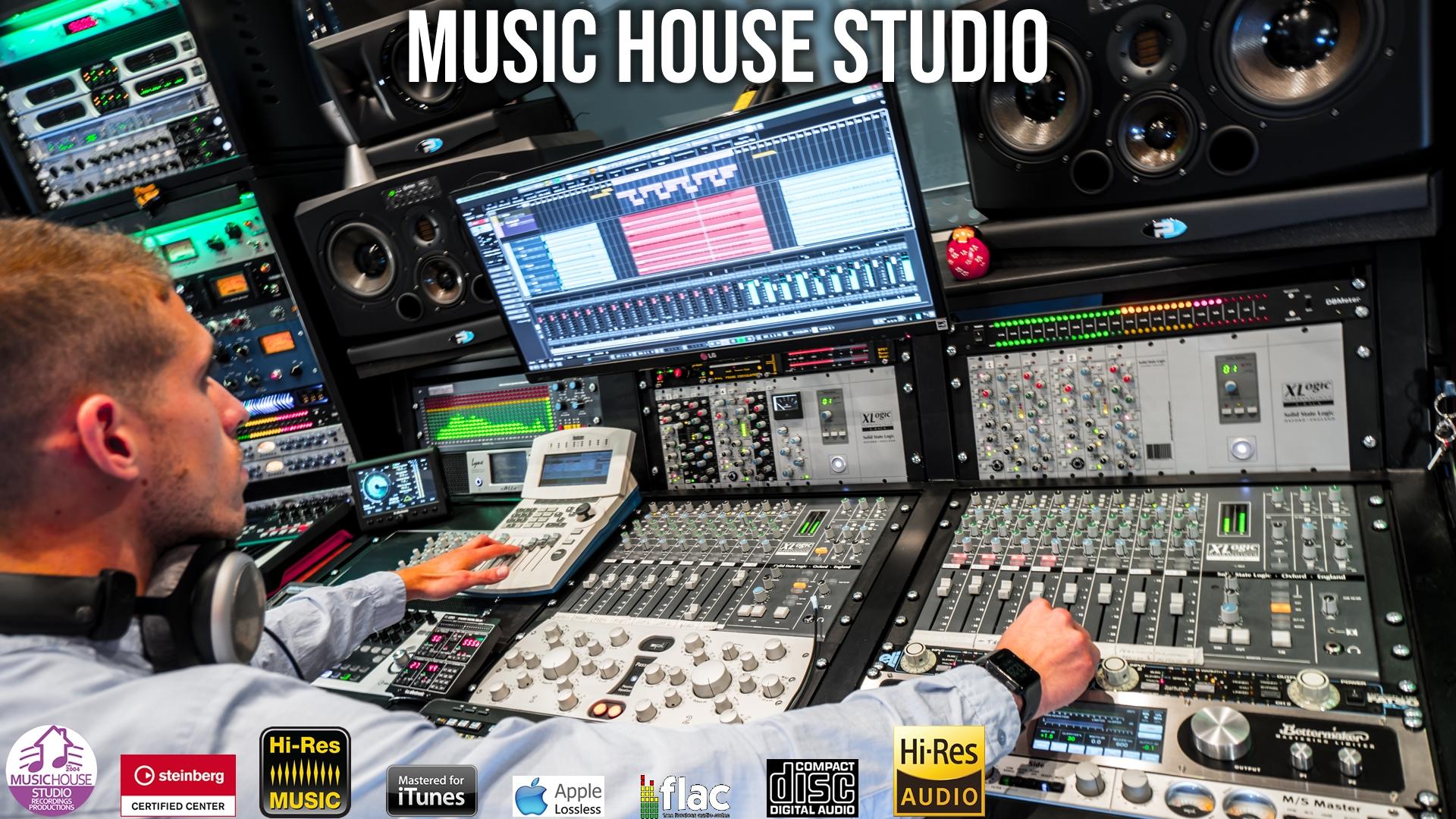 MUSIC HOUSE STUDIO - luglio 2020 thumbnail