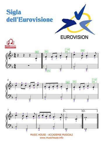 Sigla dell'Eurovisione-500