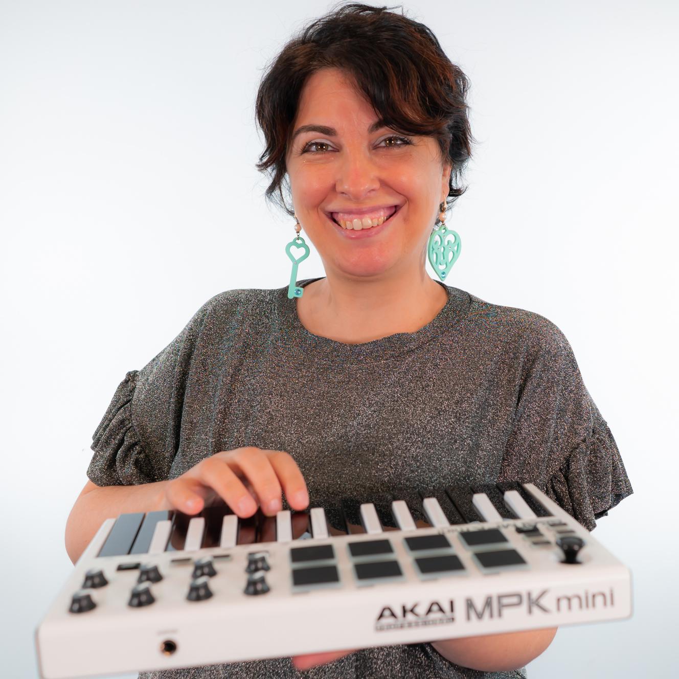 Music House Staff – Enrica Maria Liverotti